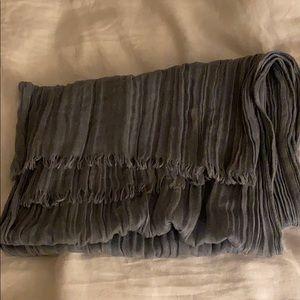 Blue Ralph Lauren scarf